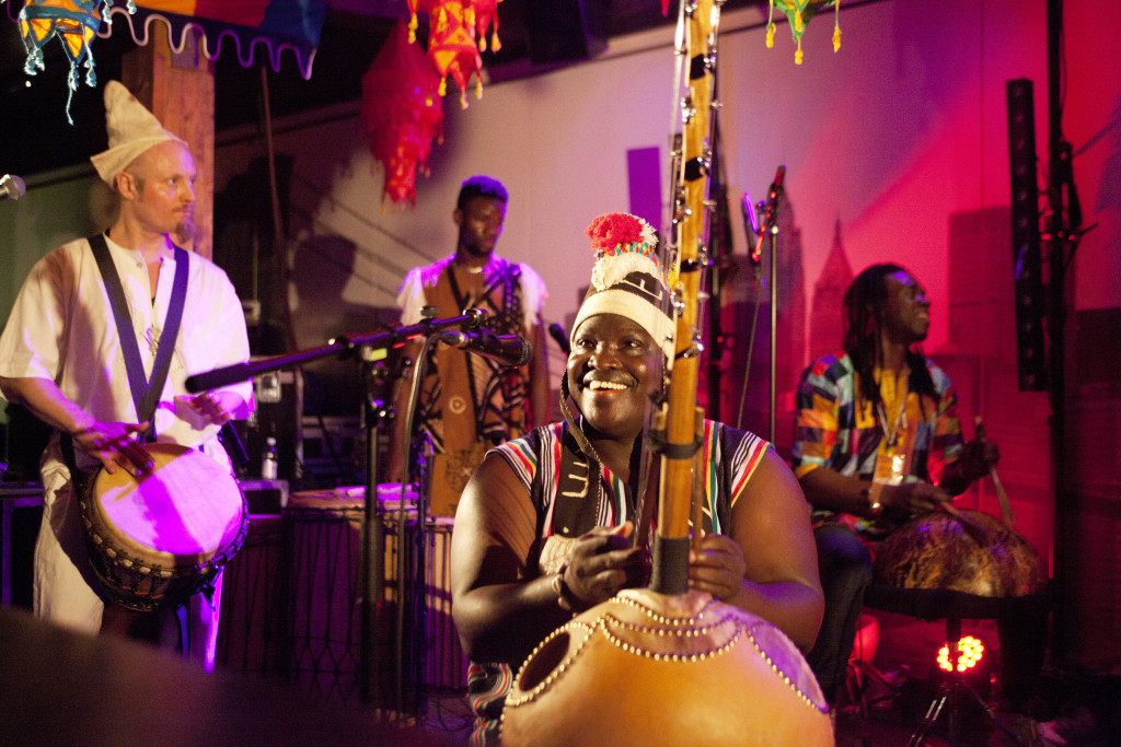 Zoumana Dembele & Mande Maja Band